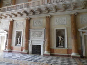 Visiting Wentworth Woodhouse Number One London